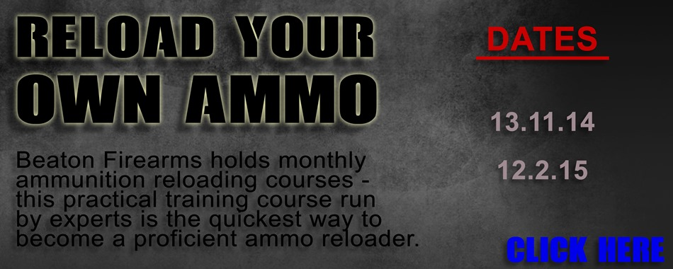 Reload Training Course