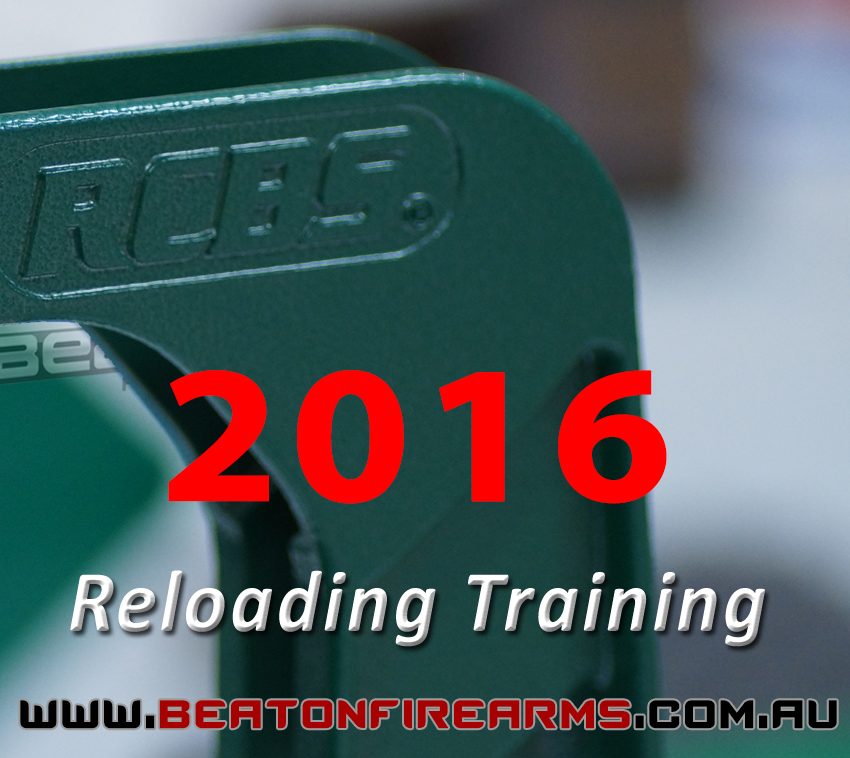 Reloading Training 2016