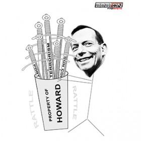 Abbott Rattle Swoard of Howard