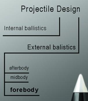 projectile design factors 450