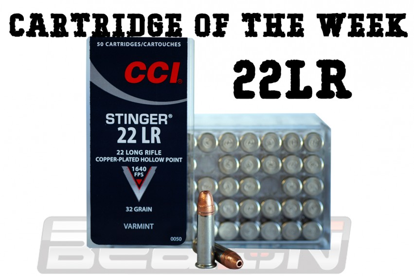 Cartridge of the Week 22LR