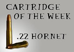 22 Hornet thumb